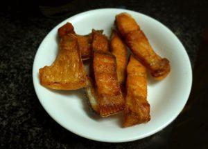 Piatti tradizionali pugliesi: frittura di pesce